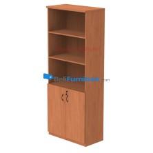 Grand Furniture DVL 805 H (Kabinet Tinggi Tanpa Pintu kaca)