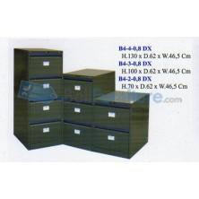 Filing Cabinet Elite B4 4-08DX