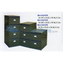 Filing Cabinet Elite B4 2-08DX