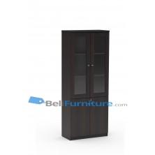 Grand Furniture GA AHC 3 (Lemari Arsip Pintu Kayu dan Pintu Kaca)