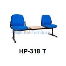 Kursi Visitor Sambung High-Point HP 318T