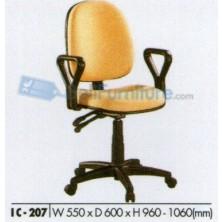 Kursi Staff/Manager Ichiko IC 207 B
