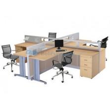 Indachi Configuration Empat Staff