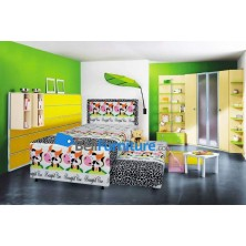 Floresta KIDS-Series Two In One (Cow) 100x200