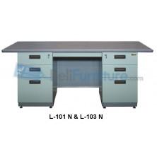 Meja Kantor Staff/Manager Lion 103 N