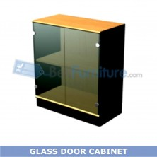 Lemari Arsip Expo MP-G81 Glass Door