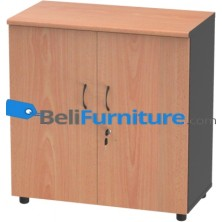 Grand Furniture NB LD 8 (Kabinet Rendah Pintu Kayu)