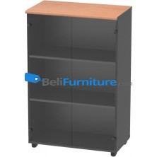 Grand Furniture NB MC 5 (Kabinet Medium Pintu Kaca)