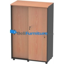 Grand Furniture NB MC 7 (Kabinet Medium Pintu Sliding)