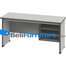 Grand Furniture ND 501 S (Meja Samping + Kotak Rak)