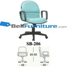 Kursi Direktur Subaru SB 206