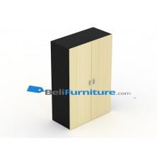 Uno Platinum Lemari Arsip 3 Rak Tinggi 120 cm Pintu Panel Tanpa top