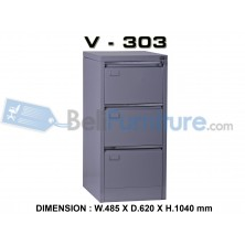 Filing Cabinet VIP V 303