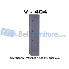 Lemari Arsip VIP V 404