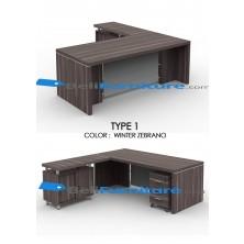Grand Furniture VEA 2090 Type 1 (tidak termasuk meja samping dan laci sorong)