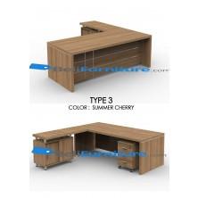 Grand Furniture VEA 2290 Type 3 (tidak termasuk meja samping dan laci sorong)