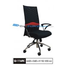 Kursi Staff/Manager Wiz W116 AC