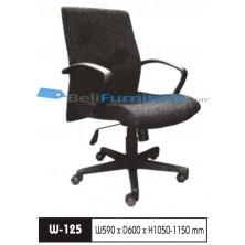 Kursi Staff/Manager Wiz W125