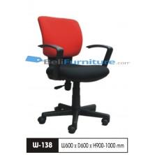 Kursi Staff/Manager Wiz W138