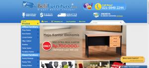 Furniture kantor online harga murah, bergaransi, dan lengkap- Belifurniture.com