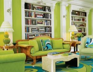 warna hijau