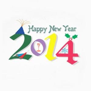 Gambar-Tulisan-Tahun-Baru-2014