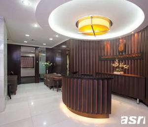 ruang kantor, Mengintip Desain Ruang kantor Adnan Buyung Nasution